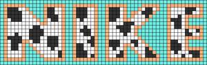 Alpha pattern #69088 variation #129438