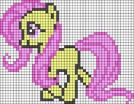 Alpha pattern #2087 variation #129476