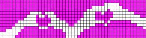 Alpha pattern #70099 variation #129482