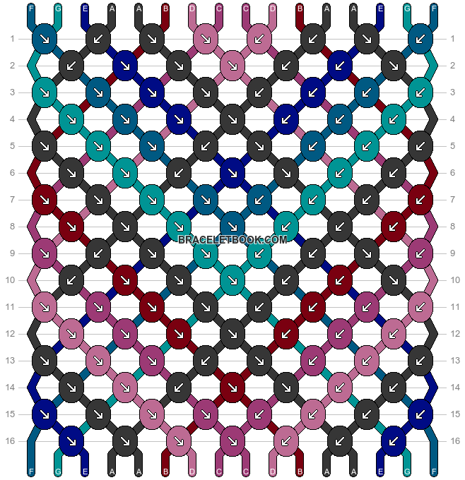 Normal pattern #69501 variation #129500 pattern