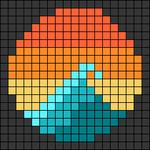 Alpha pattern #66723 variation #129528