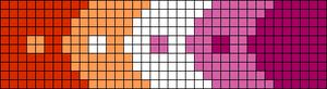 Alpha pattern #70263 variation #129551