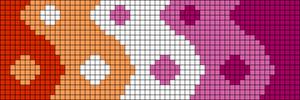 Alpha pattern #70265 variation #129552