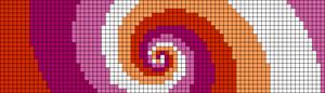 Alpha pattern #70303 variation #129553