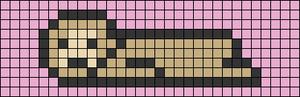 Alpha pattern #36522 variation #129566