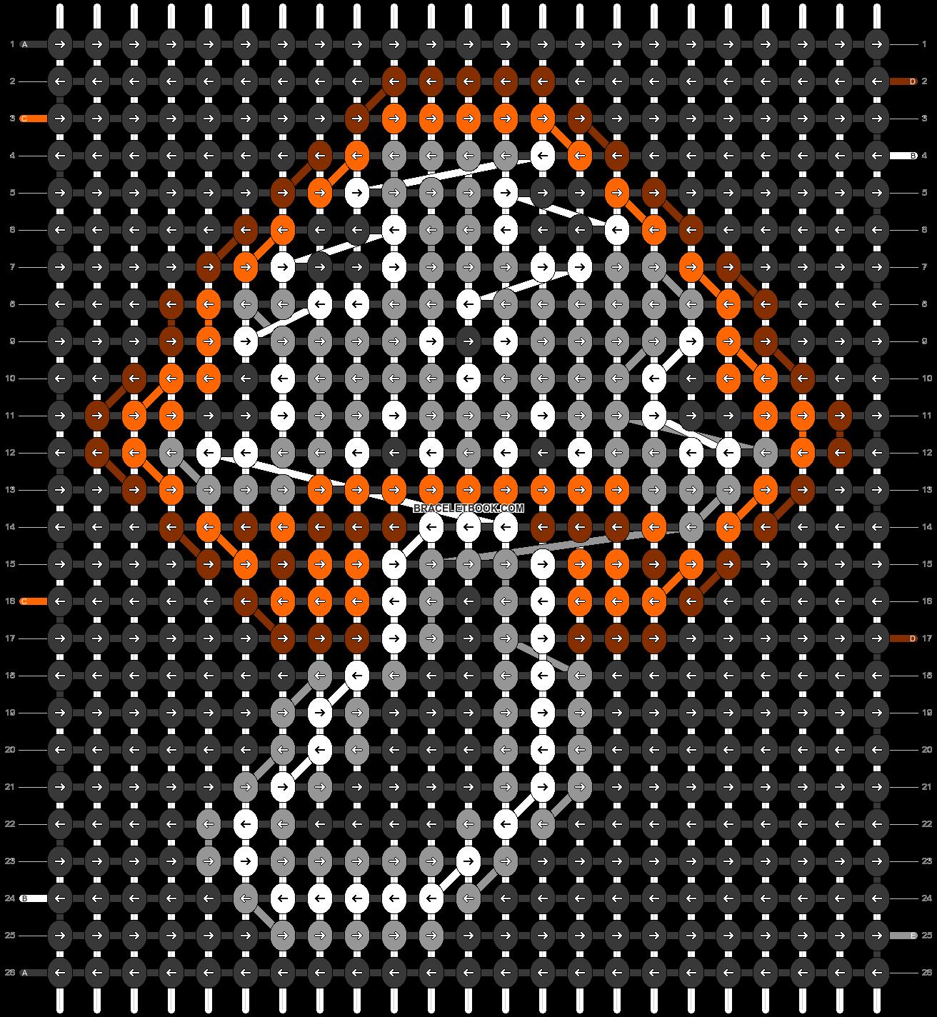 Alpha pattern #70001 variation #129600 pattern