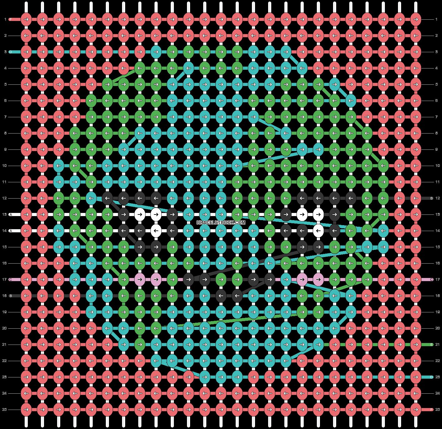 Alpha pattern #70235 variation #129601 pattern