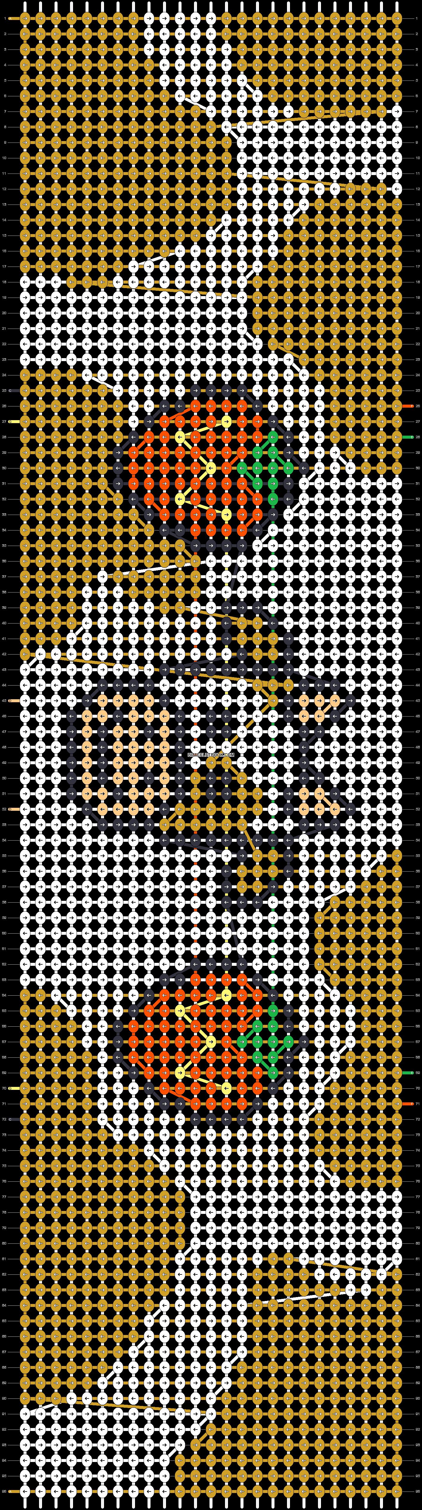 Alpha pattern #46422 variation #129610 pattern