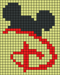 Alpha pattern #33511 variation #129613