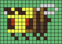Alpha pattern #69559 variation #129654