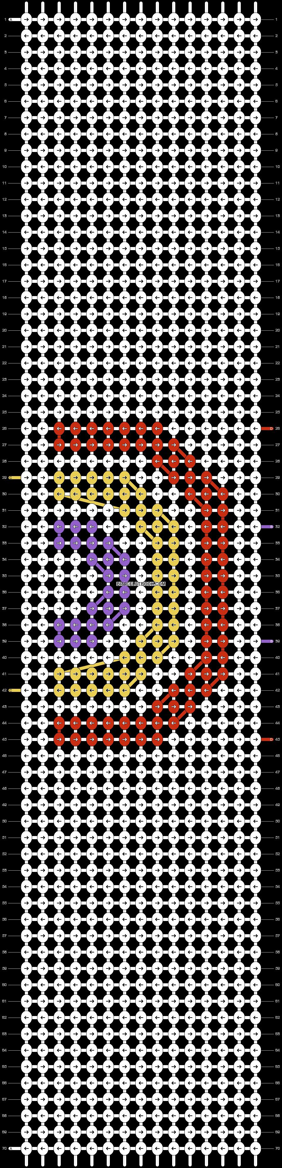 Alpha pattern #54001 variation #129702 pattern