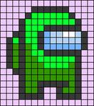 Alpha pattern #70281 variation #129768