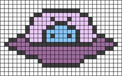 Alpha pattern #70270 variation #129770
