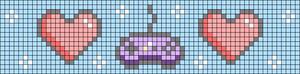 Alpha pattern #70233 variation #129773