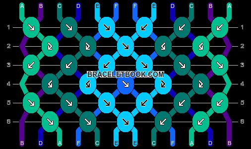 Normal pattern #18 variation #129829 pattern