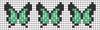 Alpha pattern #47765 variation #129832