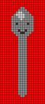 Alpha pattern #70376 variation #129886
