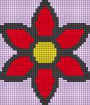 Alpha pattern #70332 variation #129889