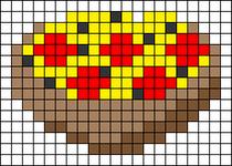 Alpha pattern #70545 variation #129949