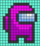 Alpha pattern #70281 variation #129961