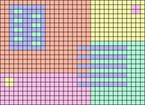 Alpha pattern #70565 variation #129966