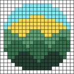 Alpha pattern #51469 variation #129996