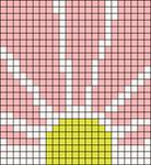 Alpha pattern #70614 variation #130030