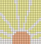 Alpha pattern #70614 variation #130065