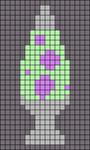 Alpha pattern #56667 variation #130066