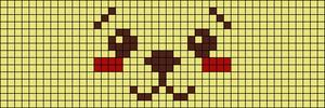 Alpha pattern #46452 variation #130072