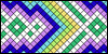 Normal pattern #70375 variation #130096