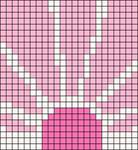 Alpha pattern #70614 variation #130114