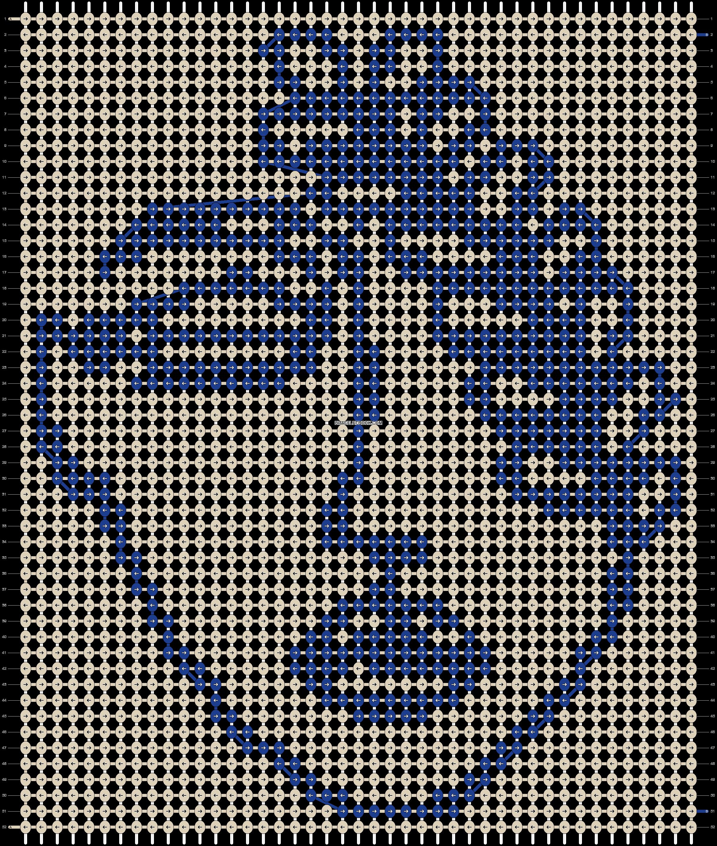 Alpha pattern #68701 variation #130179 pattern