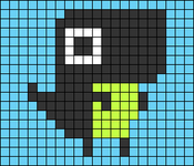 Alpha pattern #70605 variation #130193