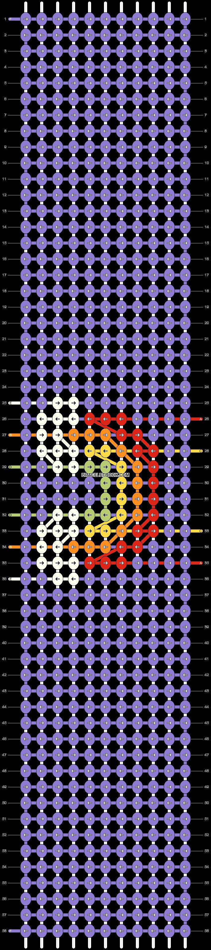 Alpha pattern #65325 variation #130195 pattern