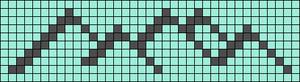 Alpha pattern #70355 variation #130214