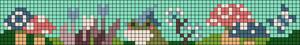 Alpha pattern #70679 variation #130307