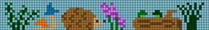 Alpha pattern #70770 variation #130312
