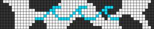 Alpha pattern #70775 variation #130328