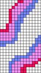 Alpha pattern #70786 variation #130375