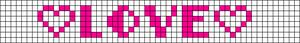 Alpha pattern #1260 variation #130419