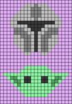 Alpha pattern #28959 variation #130478