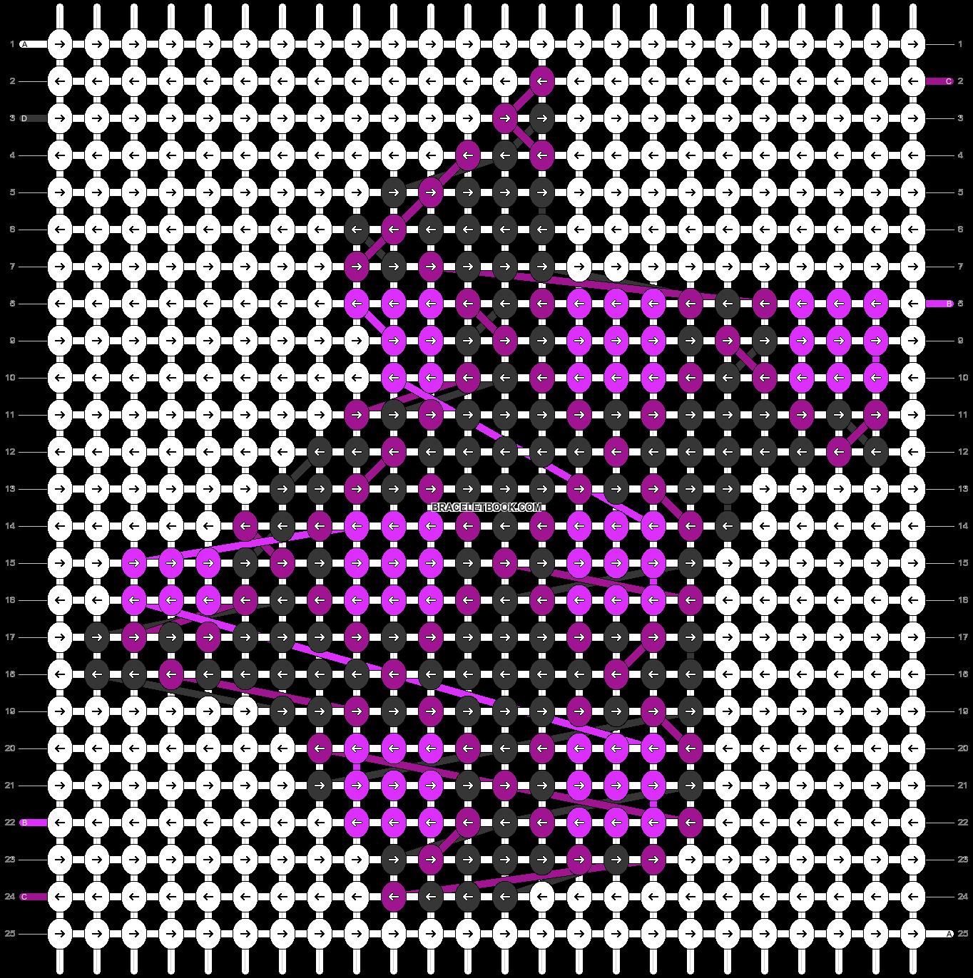 Alpha pattern #63695 variation #130479 pattern
