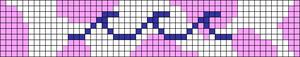 Alpha pattern #70775 variation #130480