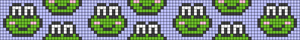 Alpha pattern #31561 variation #130482
