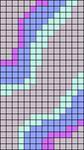 Alpha pattern #70786 variation #130496