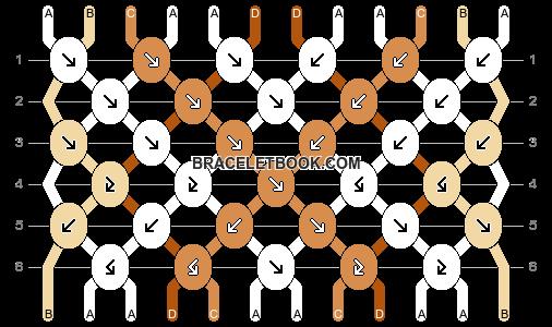 Normal pattern #18 variation #130525 pattern