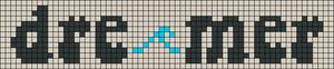 Alpha pattern #61865 variation #130575