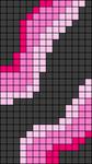 Alpha pattern #70786 variation #130580