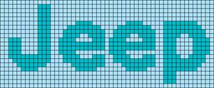 Alpha pattern #60025 variation #130605